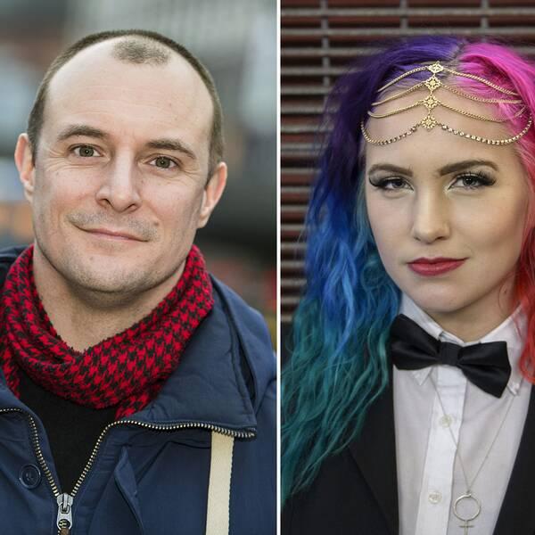 Lisa Nilsson, Johan Hilton och Linnéa Claeson är några av de tusentals personer som reagerat på uppropet #tystnadtagning.
