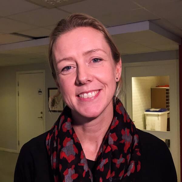Anna-Karin Quetel, Livsmedelsverket.