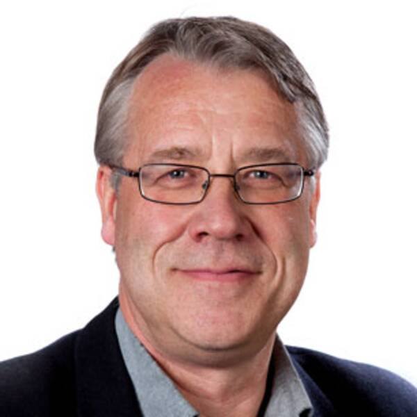 Jan Valeskog (S), oppositionsborgarråd.