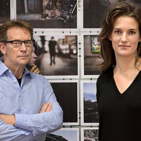 Roger Turesson och Josefine Hökerberg ville veta hur tiggare i Stockholm verkligen lever.
