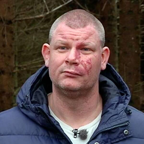 – Det känns fruktansvärt att inte få veta vad som hände min son, säger Patrik Borgqvist.