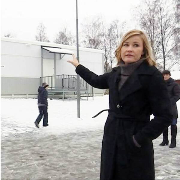 Sophie Svensson Bruschi rektor på Sandsbro skola.