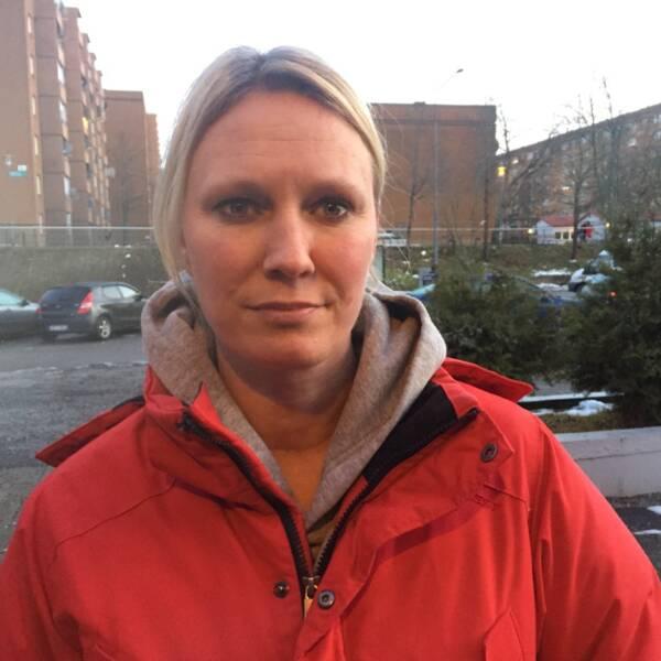Marie Jörgensen.