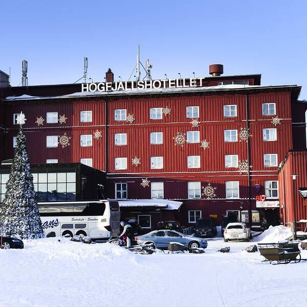 Högfjällshotellet i Sälen
