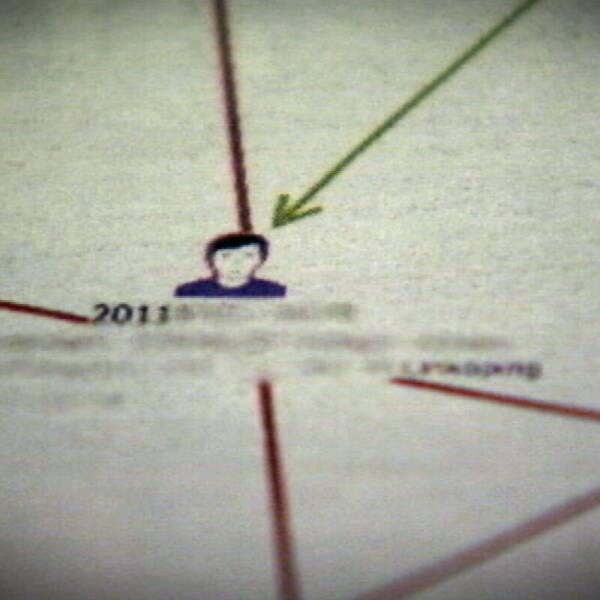 Detalj ur romregistret