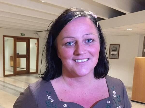 Kristin Braag, sektionschef för Arbetsförmedlingen i södra Sörmland.