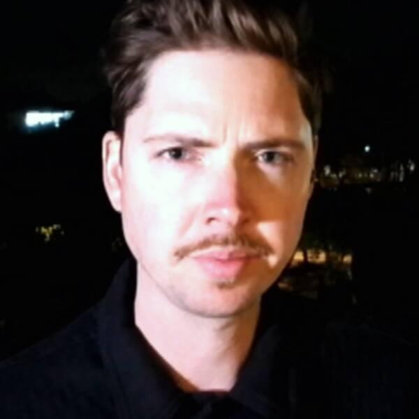 SVT:s korrespondent i Sydamerika, Tigran Feiler