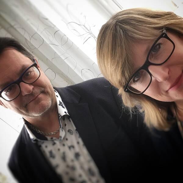 Ambjörn Hardenstedt (S) och Linda Allansson Wester (M) är båda positiva till ett samarbete med Kriminalvården.
