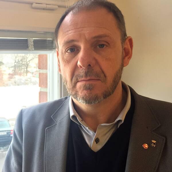 Tomas Kronståhl (S), kommunstyrelsens ordförade i Västervik.