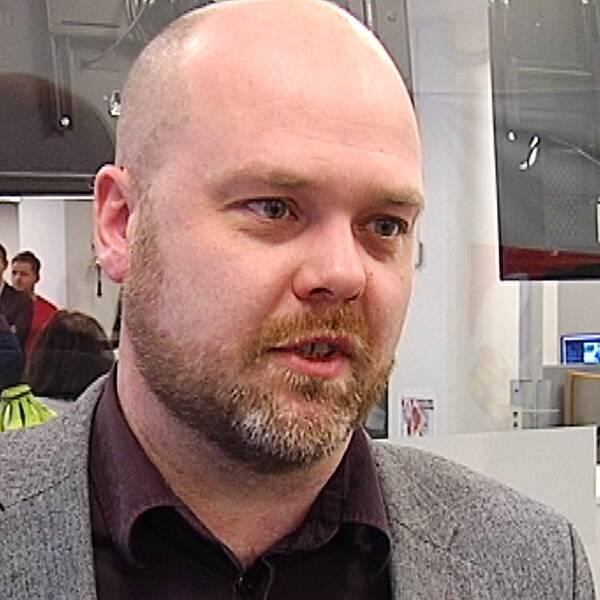 Daniel Olsson. Göteborgs stads stadsvapen.