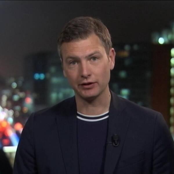 Europakorrespondenten Christoffer Wendick