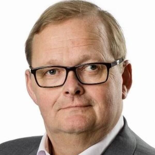 Johnny Bröndt (M) styrelseordförande Sahlgrenska Universitetssjukhuset