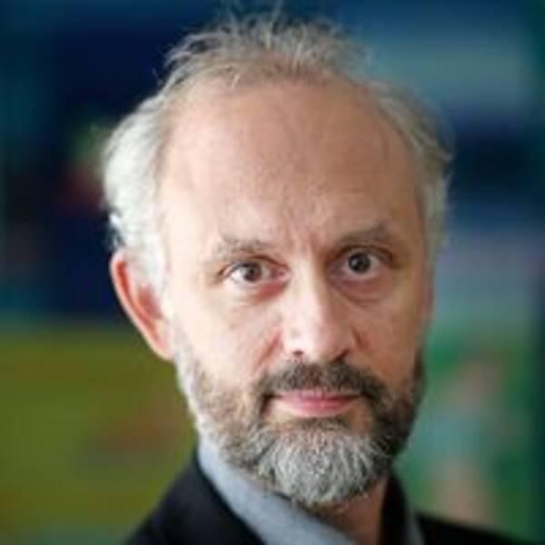 Mathias Lafolie, kulturråd vid svenska ambassaden i Peking