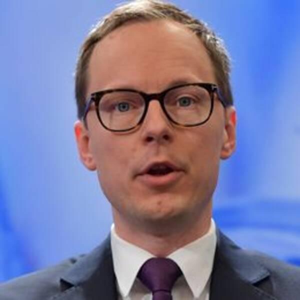 Liberalernas ekonomisk-politiske talesperson Mats Persson.