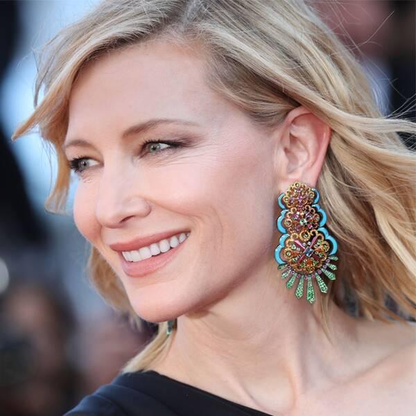 82 kvinnliga filmmakare på trappan i Cannes och Cate Blanchett.