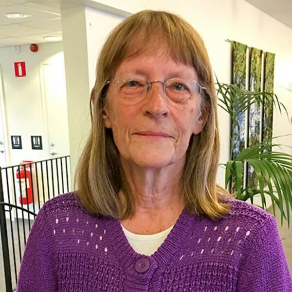 Mariann Gustafsson (V)