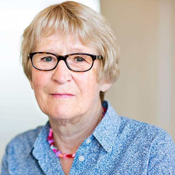 Stina Holmberg, forsknings- och utredningsråd på Brottsförebyggande rådet.
