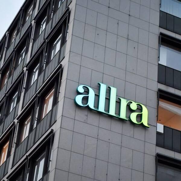 Pensionsfondsbolaget Allra.