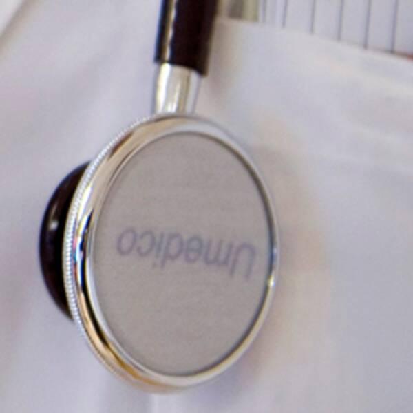 Stetoskopet kan vara en bakteriebov