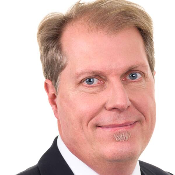 Björn Skoglund, ansvarig för krisberedskap på SOS Alarm.
