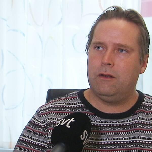 Anders Ahl är petad från valsedlarna till landstingsvalet