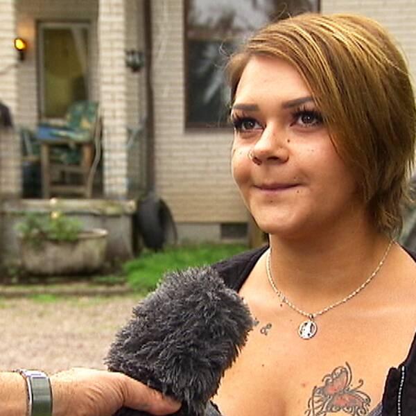 Josefine Lehn blev utesluten i början av sommaren