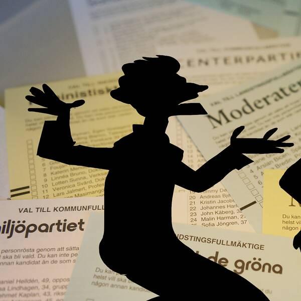 Politiska diskussioner kan tära på relationen, enligt experten.