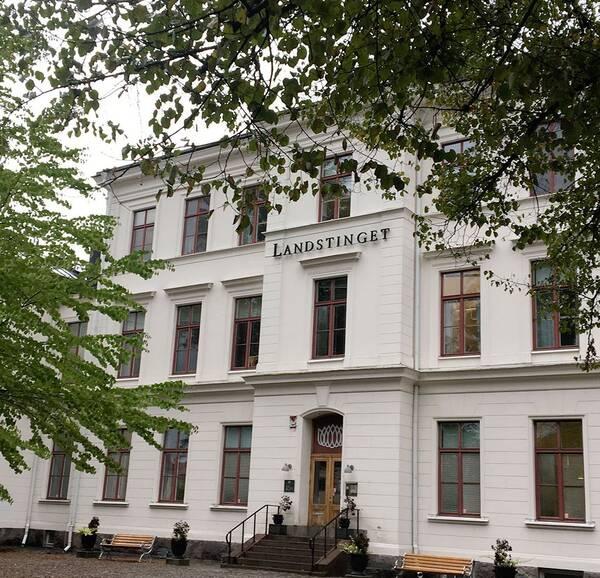 Landstingshuset, Sörmland