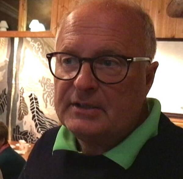 Sten-Ove Danielsson (S), kommunalråd i Ånge