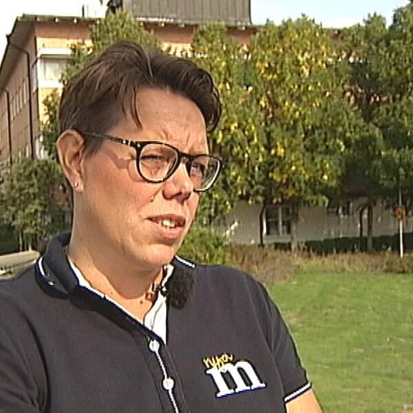 Marie Morell (M) oppositionsråd region östergötland