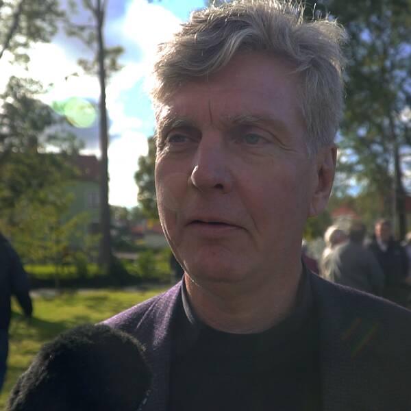 Michael Nilsson, utredningsingenjör,Sala kommun.