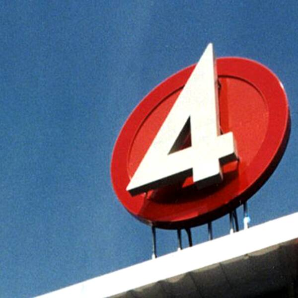 TV4-huset i Stockholm.