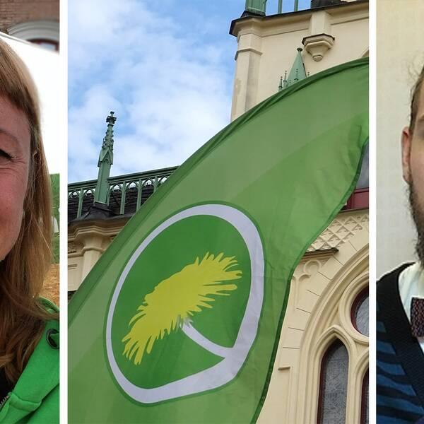 Sara Bronner, Miljöpartiet, Niclas Persson