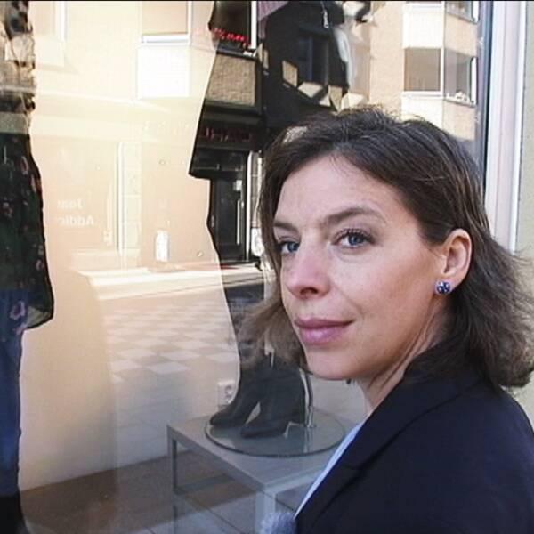 Malin Gotlin, reporter på SVT Nyheter Örebro.