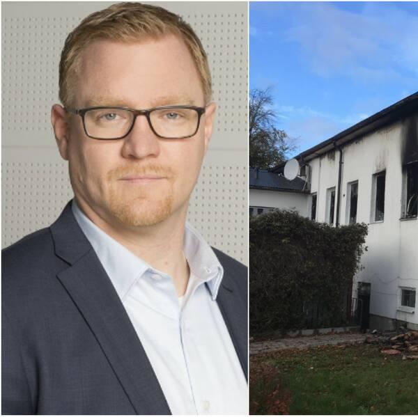 Enligt Tobias Wijk vidSkatteverkets folk- och fastighetsavdelning blir det allt vanligare att folk bor i industrilokaler.