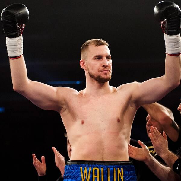 Otto Wallin blir tredje svensk att gå en fajt om Europatiteln.