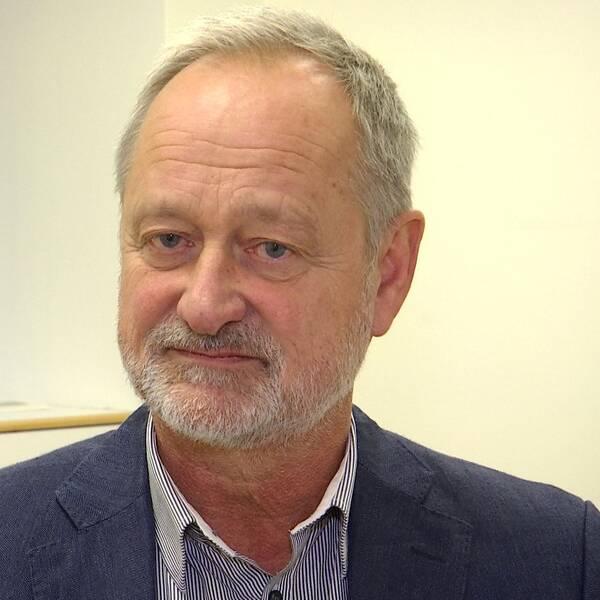 Roland Fallström, enhetschef på Skolinspektionen