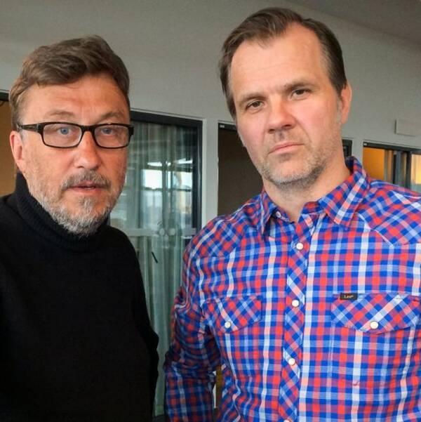 Reportrarna Janne Josefsson och Ola Sandstig har granskat det vänsterextrema våldet.