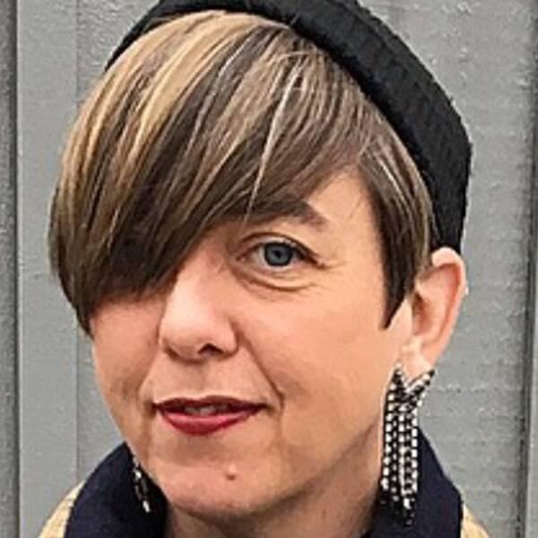 Gudrun Bonér, projektledare F/ACT Movement.