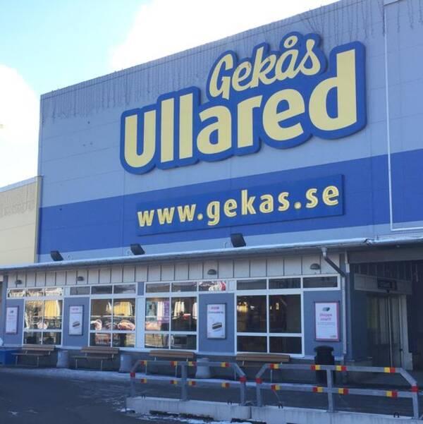 Varuhuset Gekås i Ullared, Falkenberg.