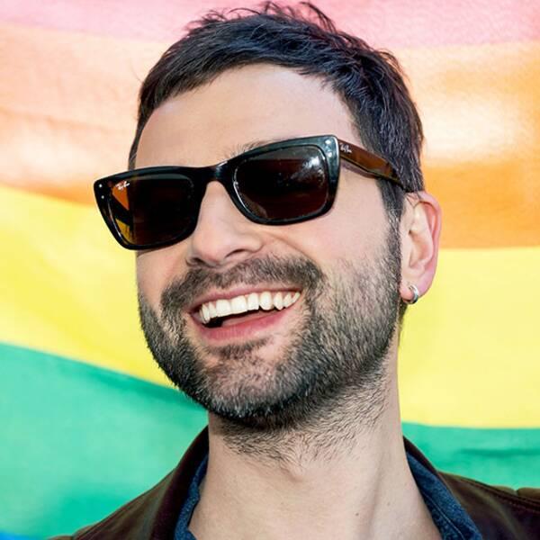 Förre The Ark-sångaren Ola Salo och stjärnproducenten Andreas Kleerup gör årets Pridefestival-hymn.