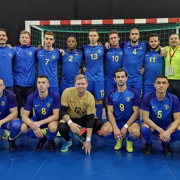Sveriges herrar missade EM-bronset