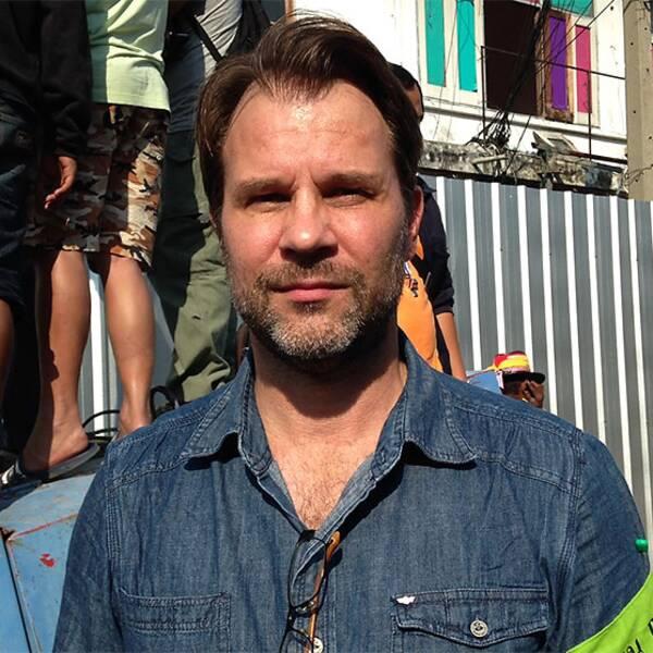 Niklas Sjögren, SVT:s Asienkorrespondent