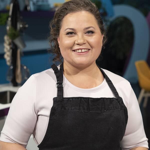 Susanne Jonsson, kock i Go'kväll.