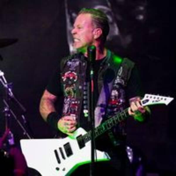 Metallica är en av huvudakterna på Sthlm Fields.