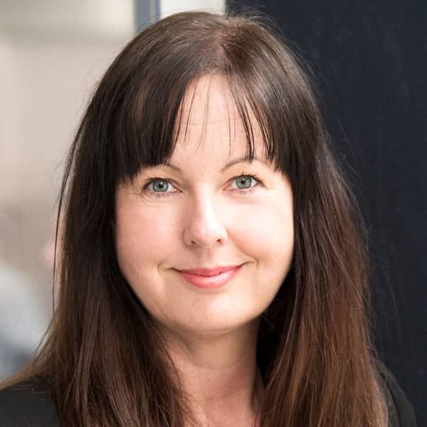 Charlotta Mellander, professor vid Internationella handelshögskolan i Jönköping
