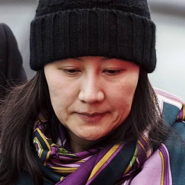 Kinesiska teknikbolaget Huaweis finanschef Meng Wanzhou kan inom kort vara på väg att utlämnas till i USA.
