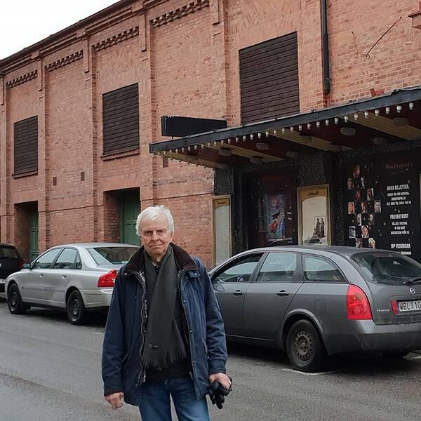 Christer Persson är ny ägare till den anrika fastigheten som idag huserar Metropol.