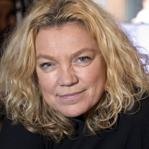 Konstnären Elisabeth Ohlson Wallin.
