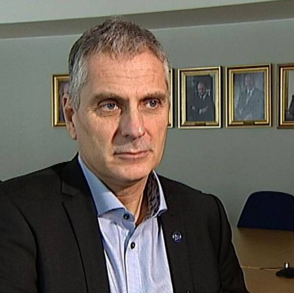 Kåre Friberg (M), kommunstyrelsens ordförande i Motala kommun